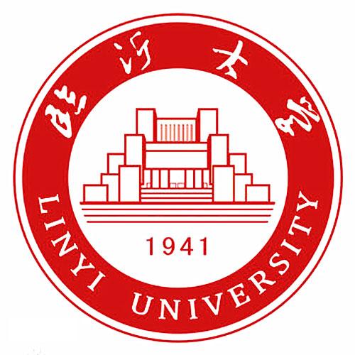 临沂大学成教logo
