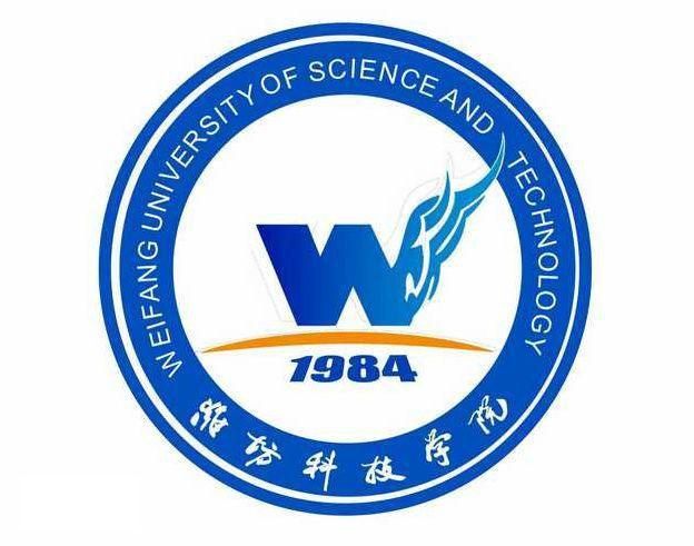 潍坊科技学院成教logo